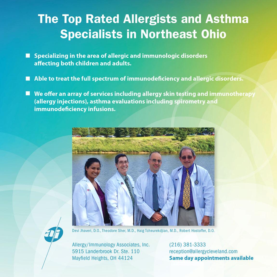 Allergy Immunology Associates Inc Taryn Zwolinski